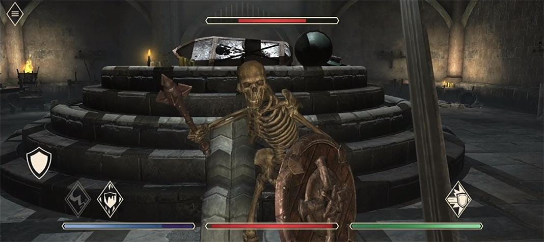 elder scrolls blades screenshot 1 Bethesda anuncia The Elder Scrolls: Blades para Android