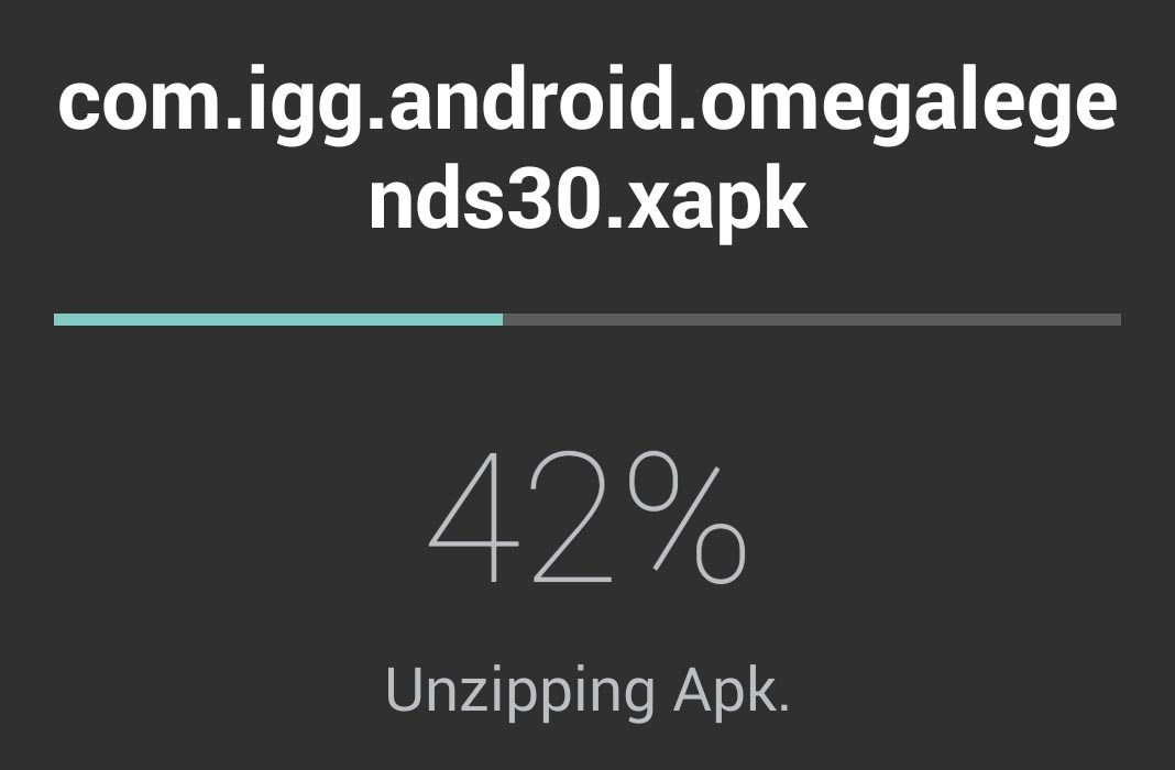 Error Xiaomi en Uptodown app