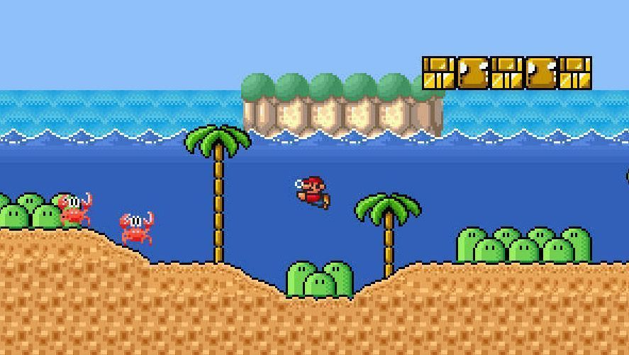The best Super Mario Bros–inspired fangames