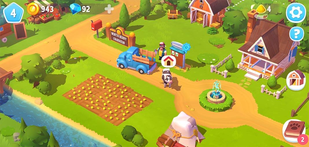 farmville screenshot 3 Los mejores juegos en soft-launch que ya puedes jugar en Android