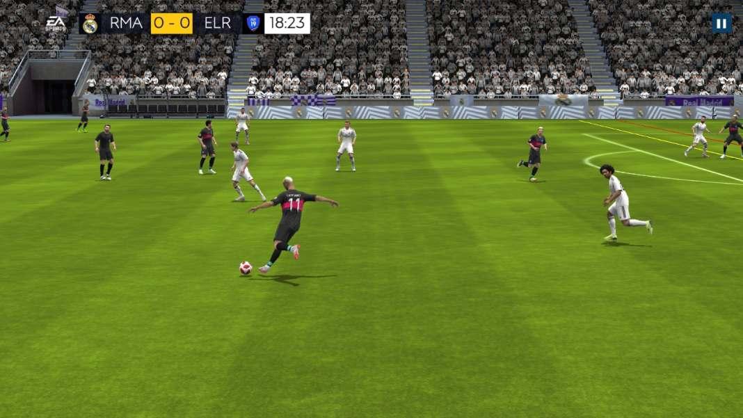 fifa 19 beta android 2 Ya puedes jugar al nuevo FIFA 19 para Android [Actualizado]