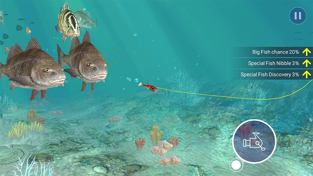 fishing strike screenshot Los diez mejores juegos para Android del mes [abril 2018]