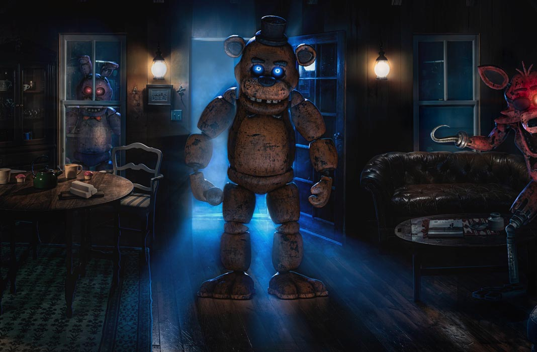 fnaf ar special delivery featured The saga Five Nights at Freddy's is back in the form of an AR game