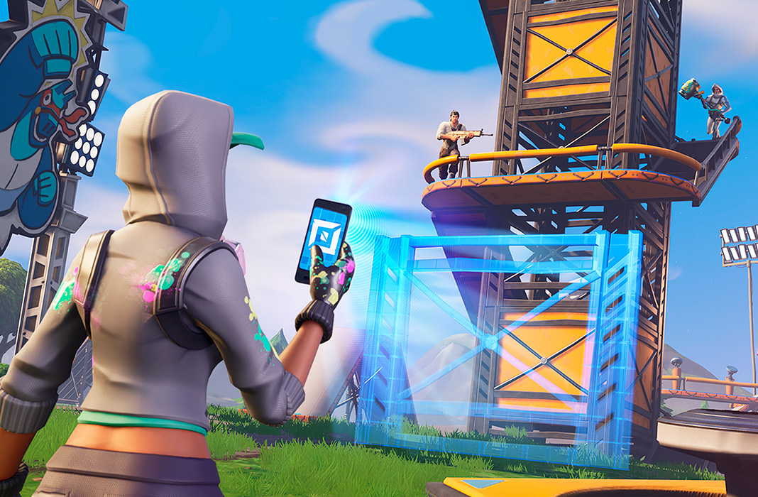 Fortnite is now compatible with more mid-range Android devices