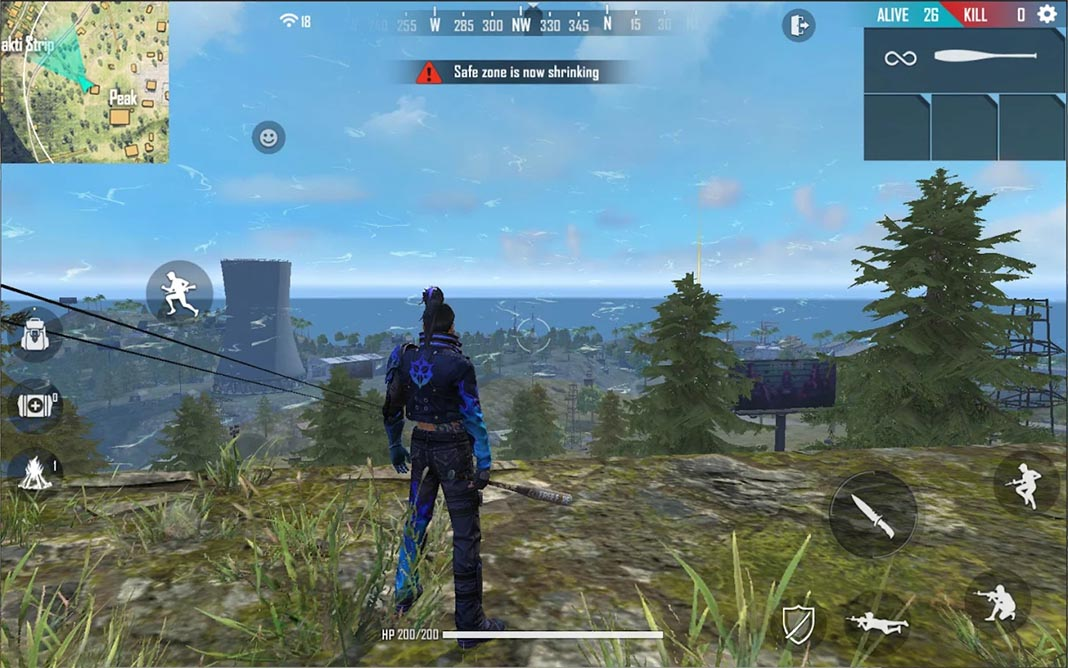 Free Fire Max mejores battle royale Android