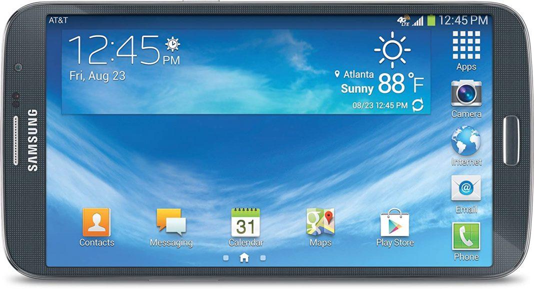 Samsung fue de los primeros con smartphones de más de 6 pulgadas