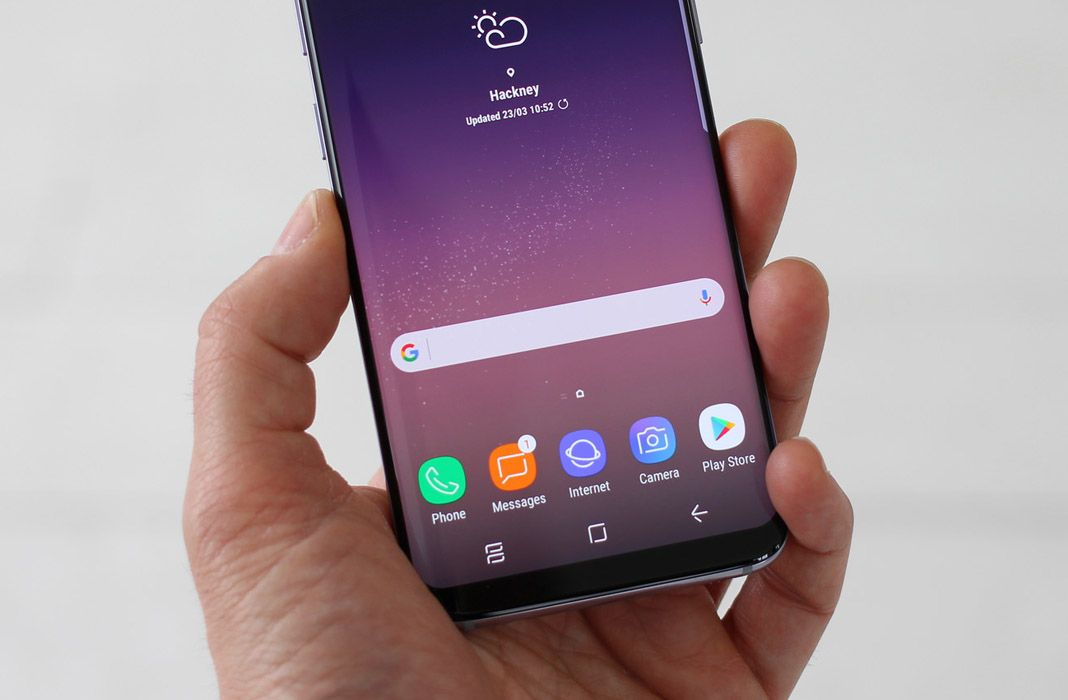 galaxy s8 featured giveaway Uptodown and WPS Office are giving away a Samsung Galaxy S8