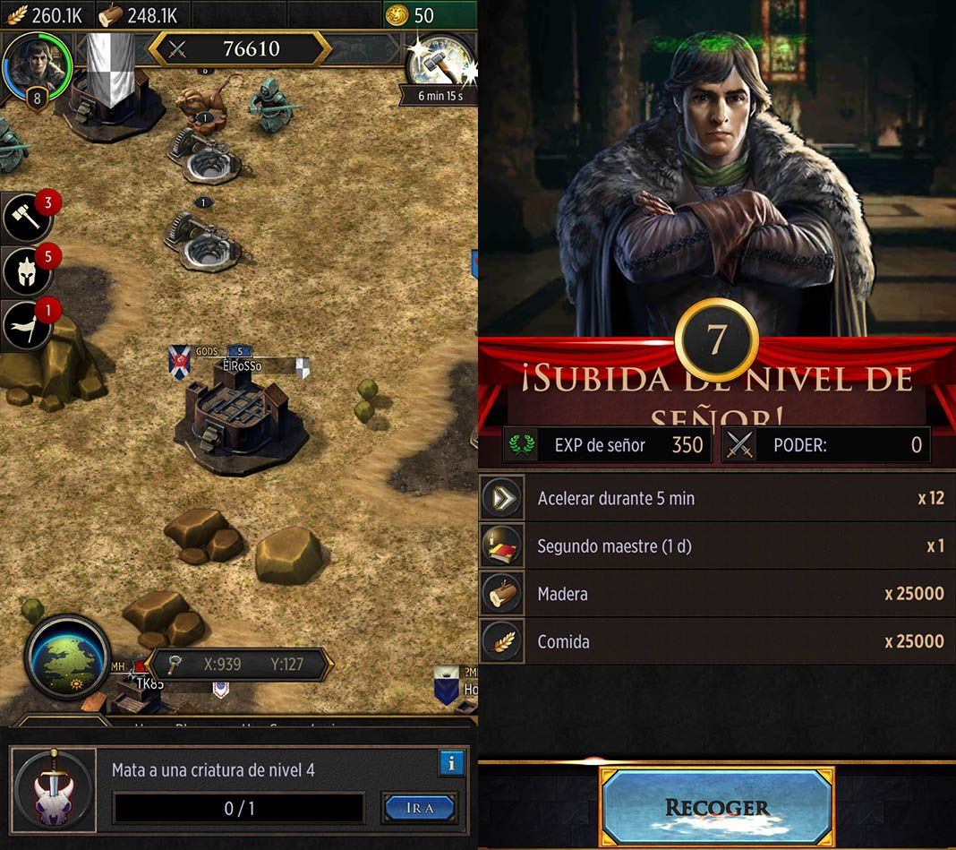 Game Of Thrones Conquest Is A New Android Game With An Official License