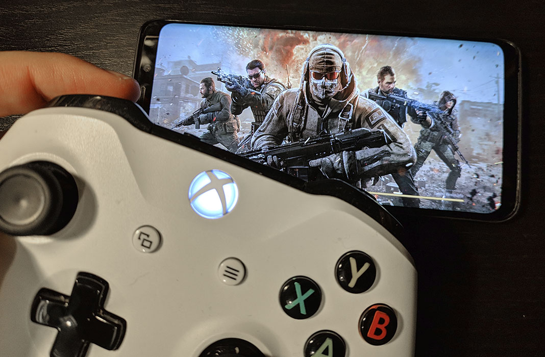 gamepad controller game How to connect an Xbox or PS4 Bluetooth controller to an Android device