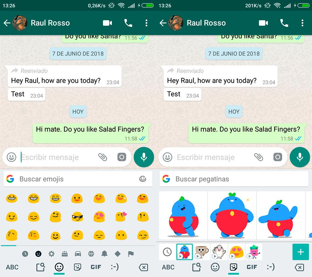 gboard screenshot Cinco teclados de Android para celebrar el World Emoji Day 2018