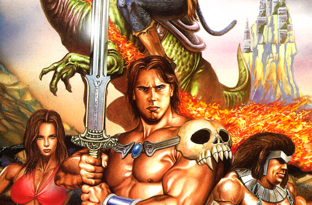 Golden Axe Classics Android