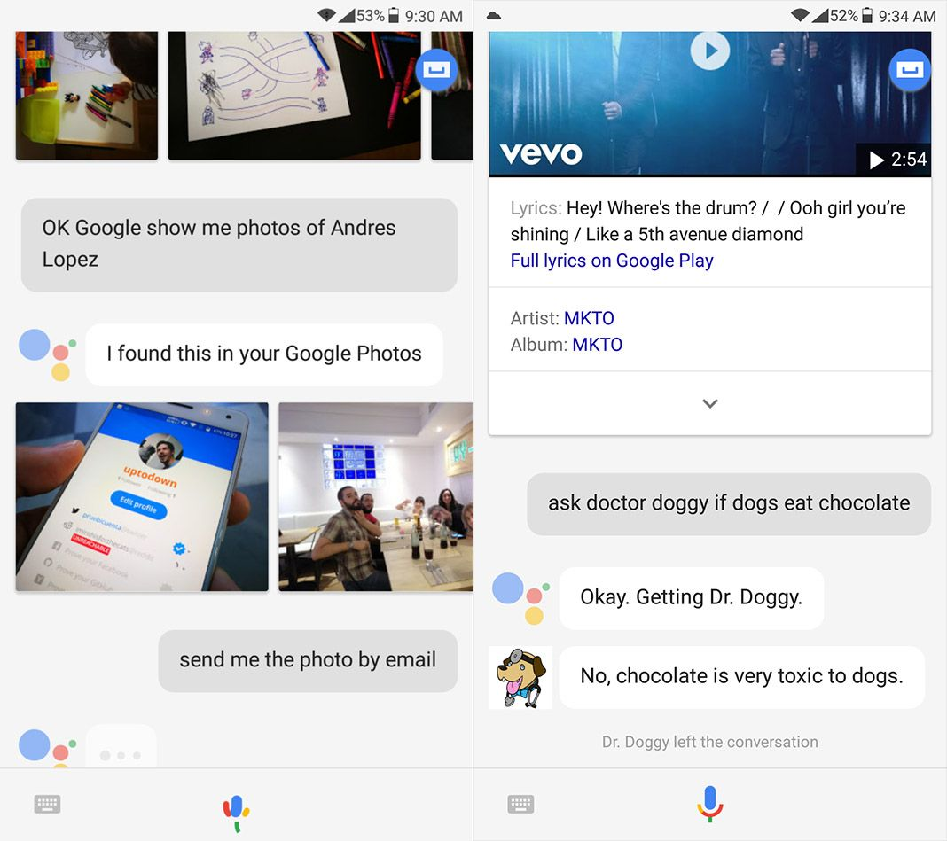 google assistant screenshot 1 Cómo usar la app de Google Assistant en cualquier dispositivo Android