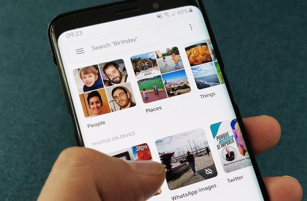 google fotos galeria android Las mejores apps para crear collages en Android