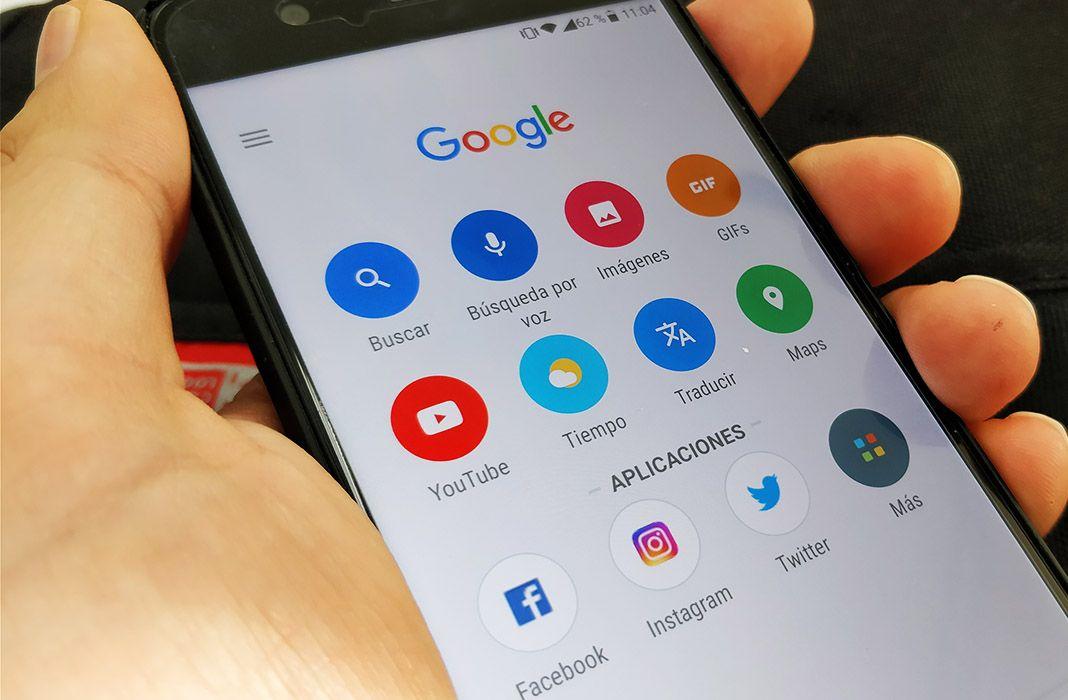 google go featured Google lanza una app lite para Android de su propio buscador