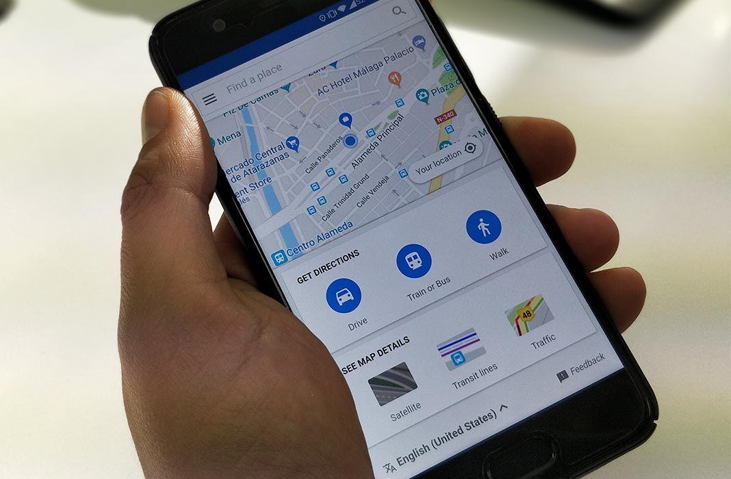 google maps go feat Cómo utilizar Maps GO, la nueva versión Lite de Google Maps