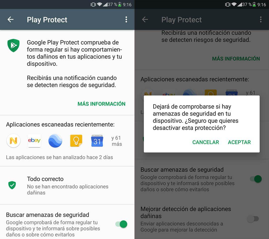 baixar google play protect apk