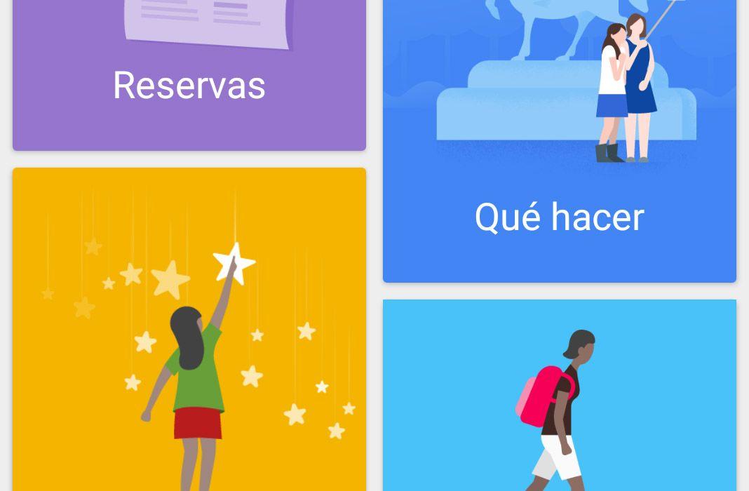 google trips opciones Google Trips te recomienda qué visitar cuando viajas [ahora en español]