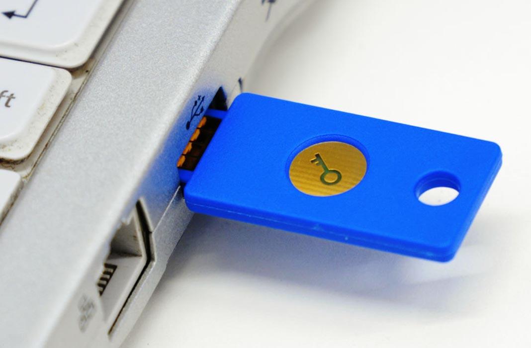 google usb llave Cómo utilizar nuestro smartphone como una llave de seguridad