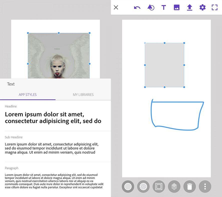 graphic design adobe comp Cinco apps por el Día internacional del diseño gráfico