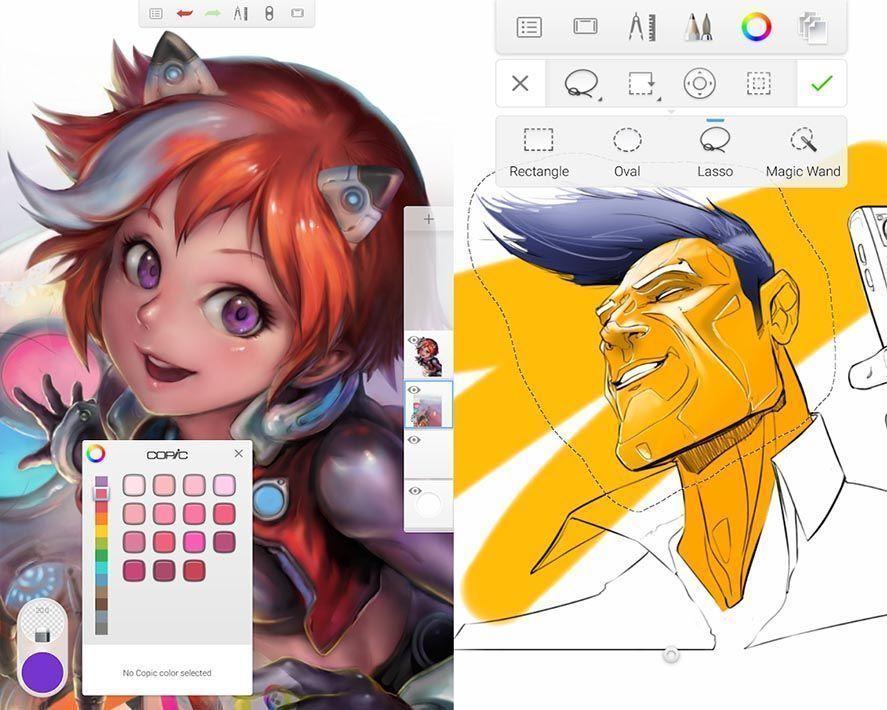 graphic design sketchbook Cinco apps por el Día internacional del diseño gráfico