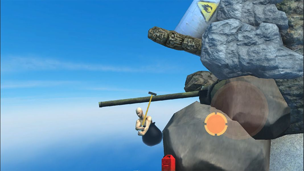 HammerMan Getting Over It