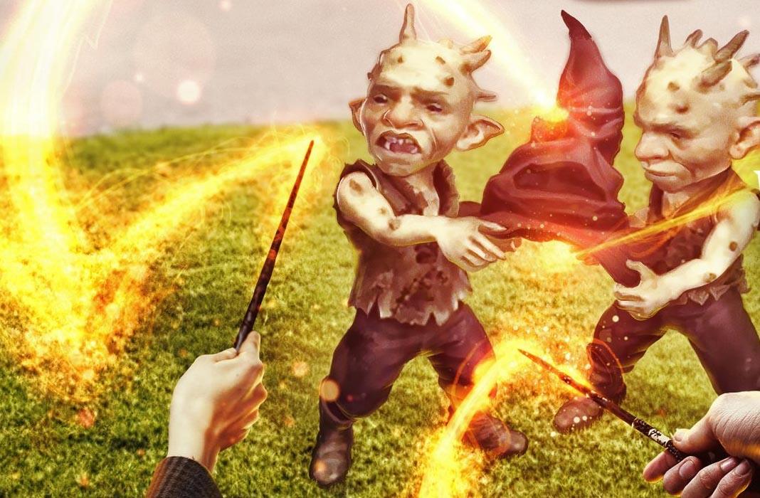 harry potter wizards unite android Ya podemos ver en movimiento el esperado Harry Potter: Wizards Unite