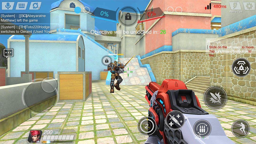 heroes of warfare overwatch Diez clones de videojuegos exitosos adaptados a dispositivos Android