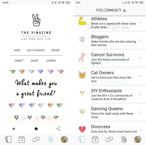 hey vina Cuatro apps feministas para nuestro día a día