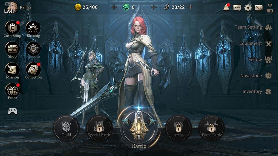 hundred soul 2 Hundred Soul, un espectacular MMO de acción para Android