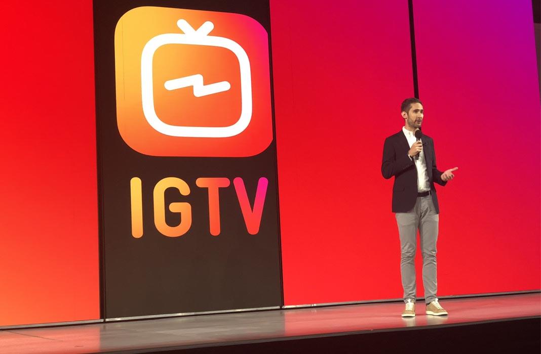IGTV presentación