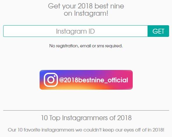 instagram 2018 best 1 Cómo compartir tus fotos más populares de Instagram del 2018
