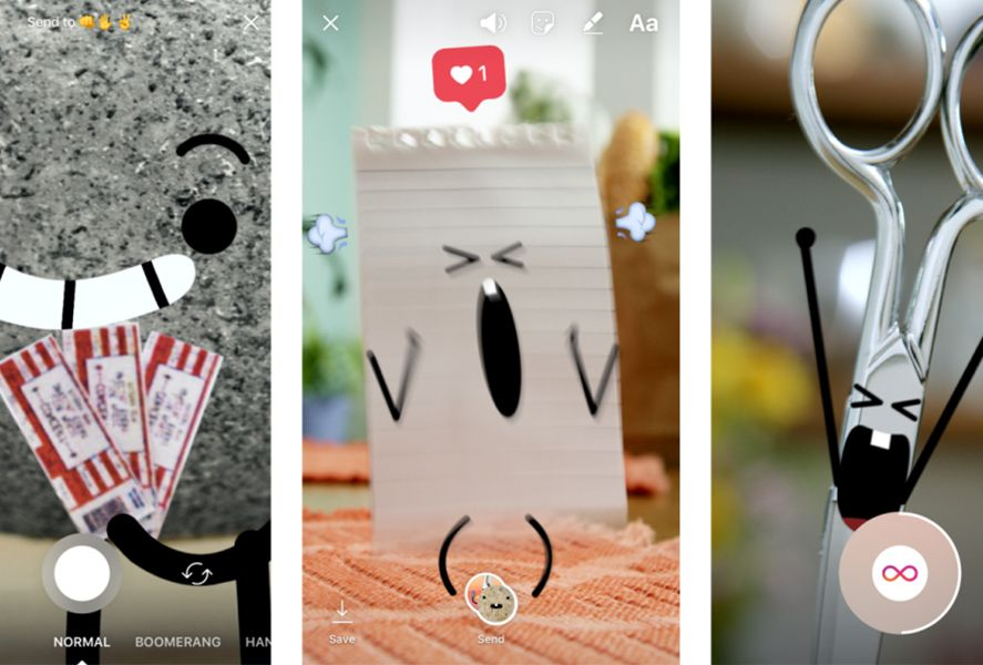 instagram direct featured Instagram mejora Direct y se parece a Snapchat más que nunca