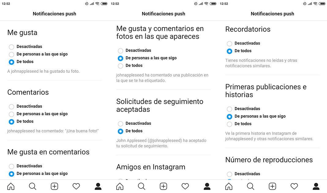 instagram lite push 2 es Cómo activar las notificaciones push en Instagram Lite