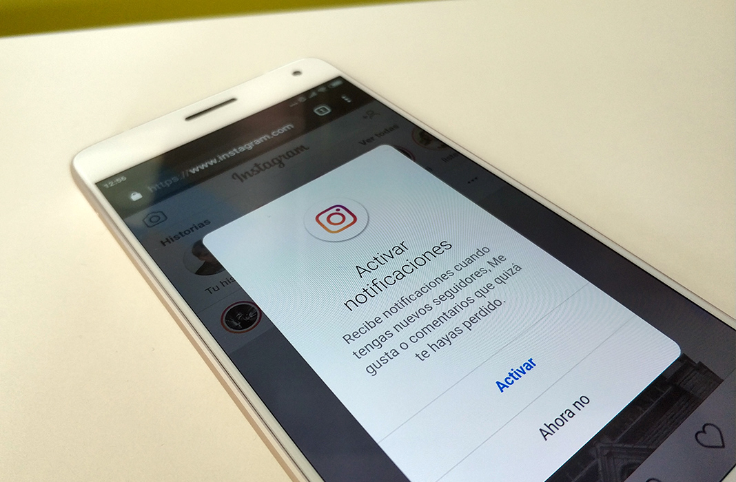instagram lite push feat es Cómo activar las notificaciones push en Instagram Lite