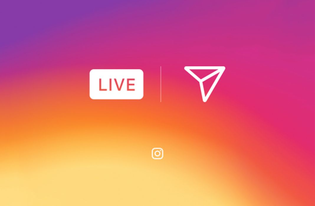 Instagram Direct Live