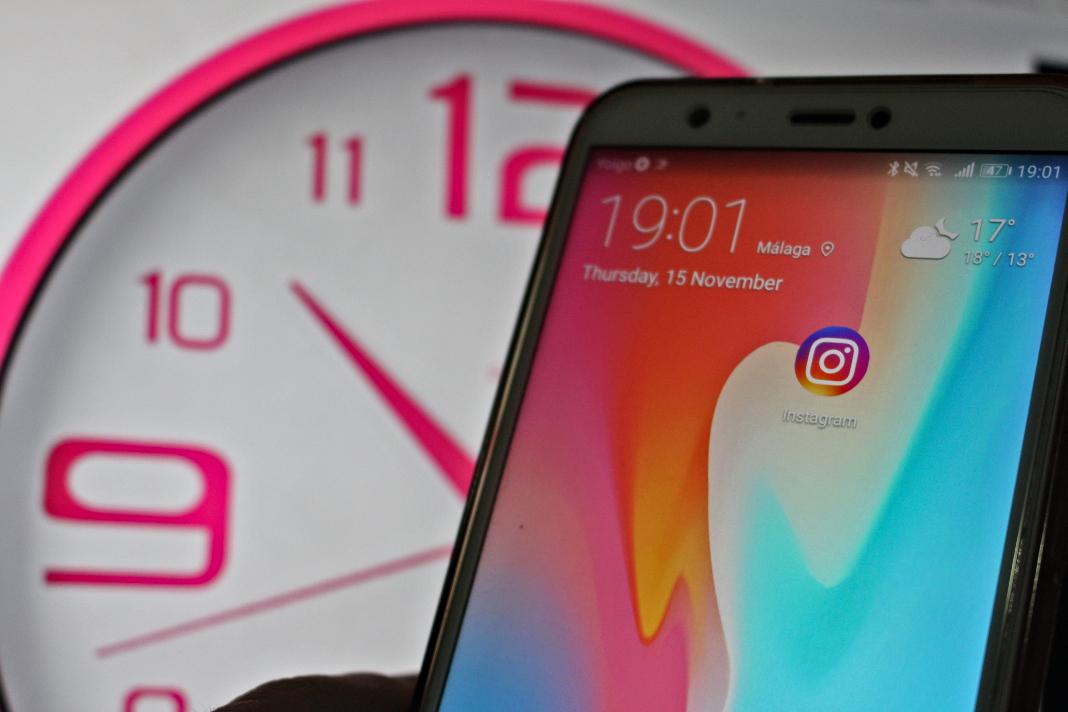 instagram-tiempo-uso