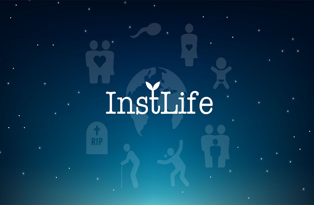 instlife featured InstLife: live an entire life in just five minutes