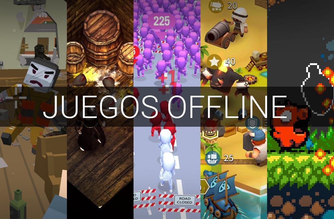 Juegos offline para Android