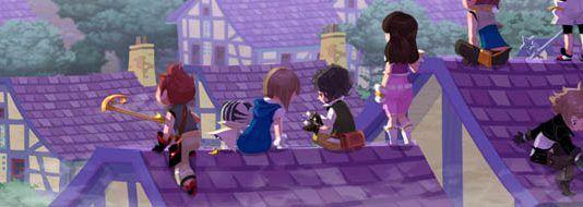 Ya Disponible Kingdom Hearts Unchained X Para Android