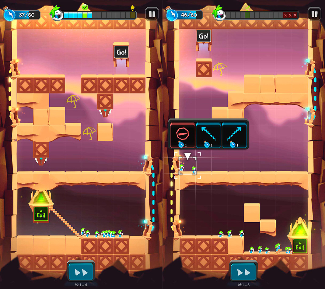 Lemmings Android