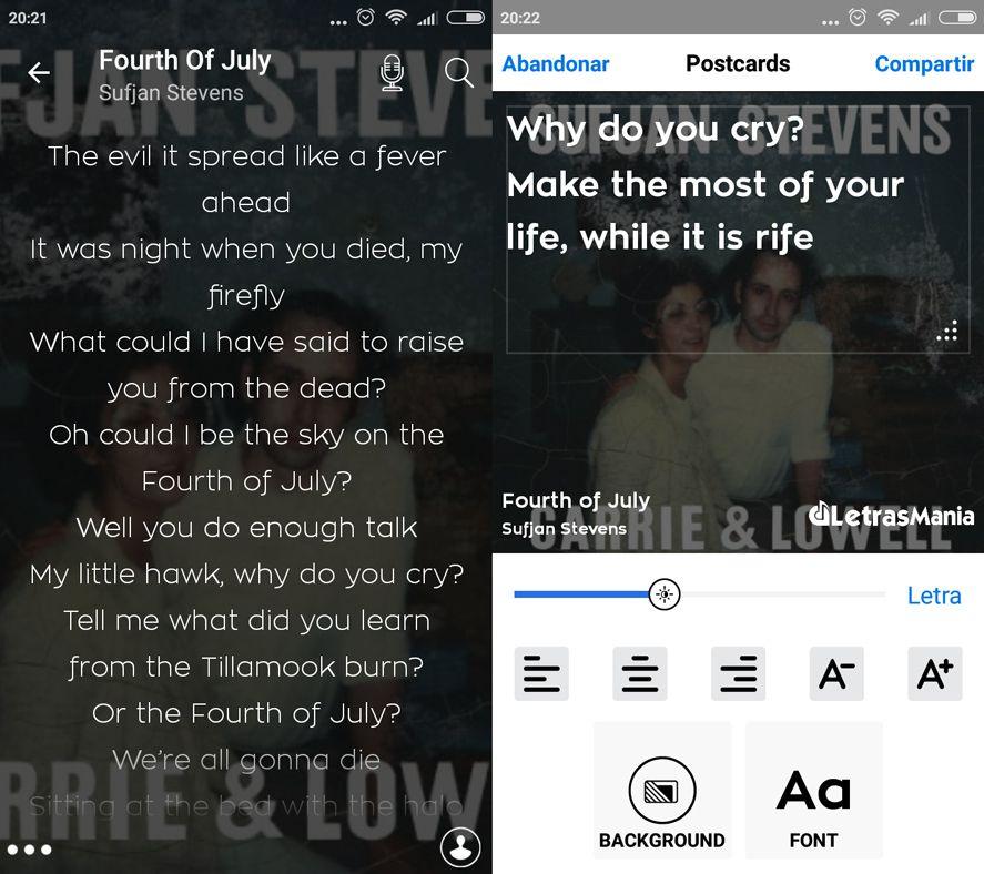 Cinco Aplicaciones Para Visualizar Letras De Canciones En Android
