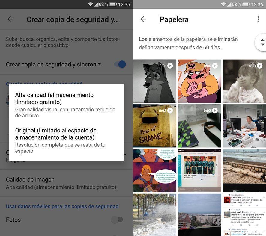 liberar espacio google 2 Cómo liberar espacio en nuestra cuenta de Google