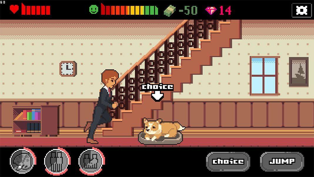 life is a game 2 Vive toda una vida en cinco minutos con Life is a Game