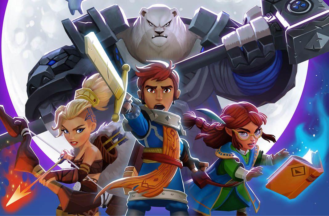 lionheart dark moon featured Lionheart: Luna Oscura, uno de los RPGs más bonitos que verás en Android