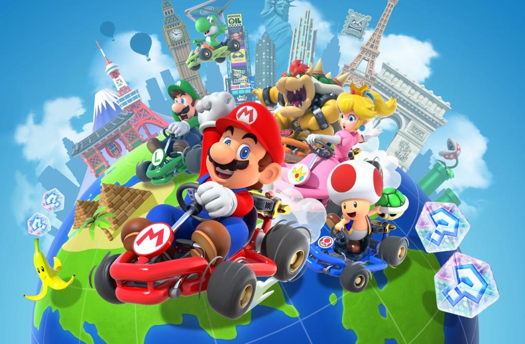Mario Kart Tour Featured 2