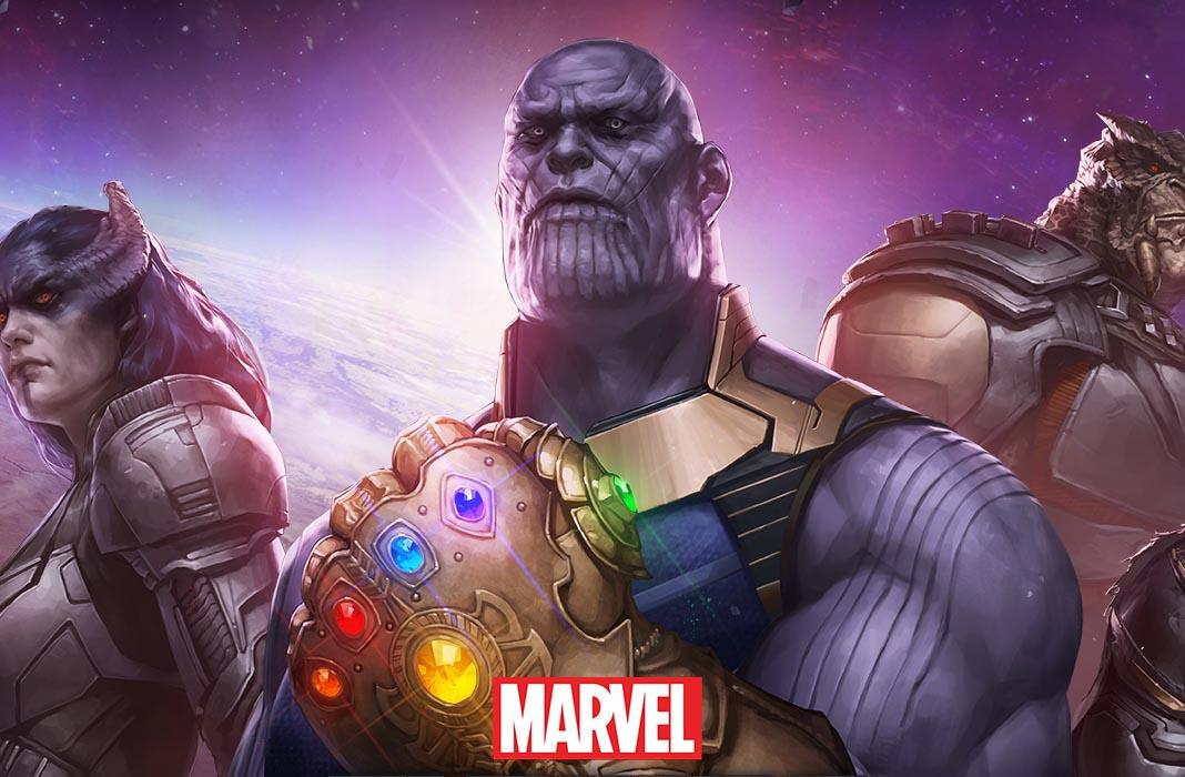 marvel future fight thanos Thanos llega a Android: Los juegos de Marvel se actualizan por Infinity War