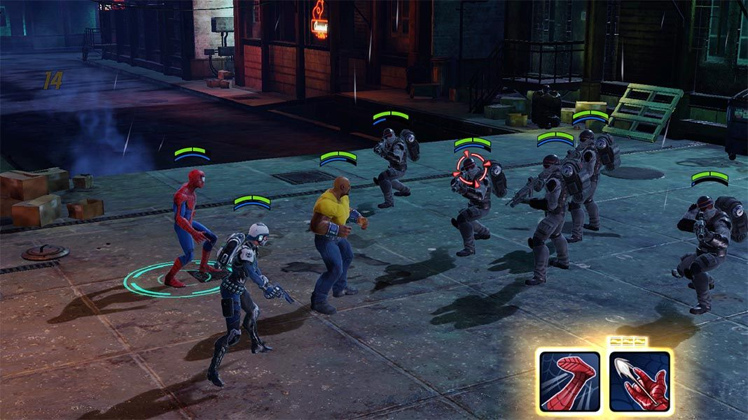 marvel strike force combate Marvel Strike Force for Android is now available (updated)