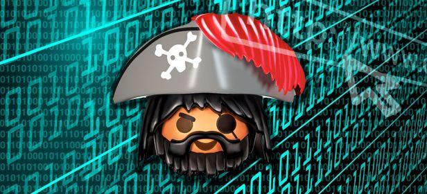 mcafee bloquea material pirata