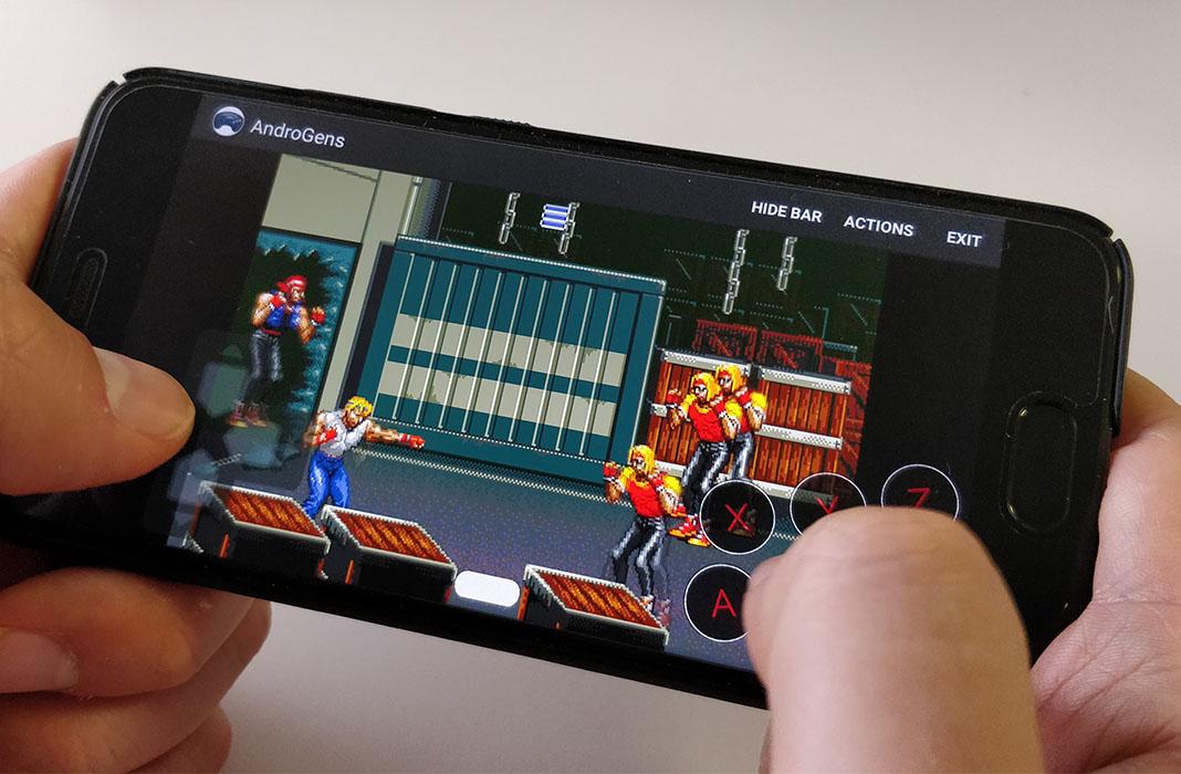 mega drive featured 2 The best free SEGA Genesis / Mega Drive emulators for Android