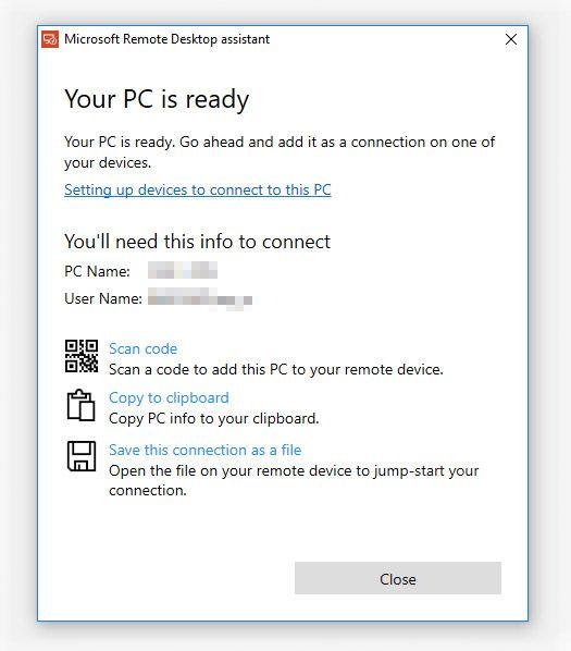 microsoft remote desktop 1 Cómo virtualizar un dispositivo Android desde nuestro propio smartphone